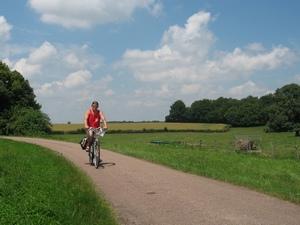 De Morvan, heerlijk om te fietsen vanuit hotel-camping Sur Yonne