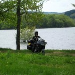 Motortochten in de Bourgogne vanuit hotel-camping Sur Yonne