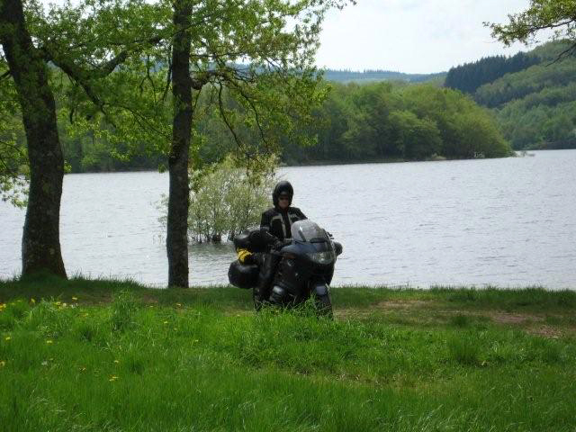 The Morvan is ideal for motorcycle tours