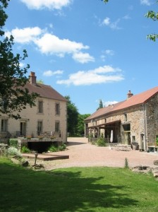 Sur Yonne huis