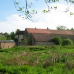 Het terrein van Sur-Yonne in de Morvan