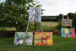 Schildersgroep Sur-Yonne